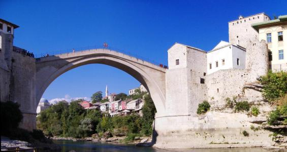 Sklavische Brücke datiert